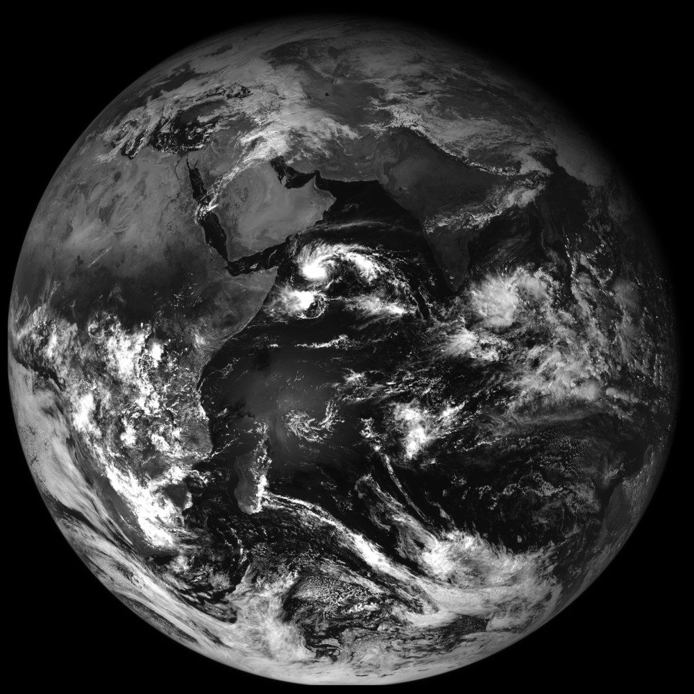 Image from GOES-13 on 21/11/2020
